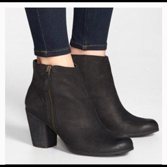4b56e3dbe3cb bp Shoes - BP Shoes Black Side Zip Bootie